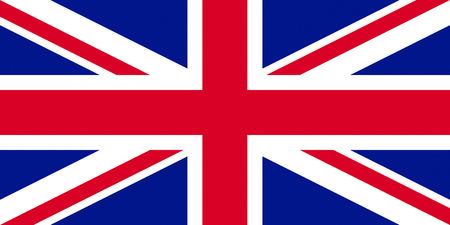 Flag of the United Kingdom of Great Britain and Northern Ireland.