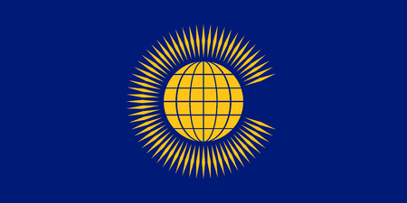 Flag of the Commonwealth of Nations.
