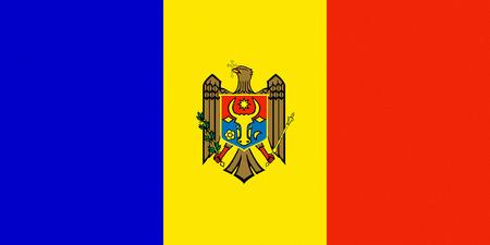 National flag of the Republic of Moldova,