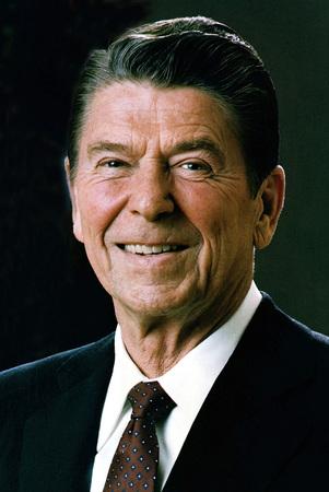 Ronald Reagan - * 06.02.1911 - 05.06.2004 - 40. Prezydent Stanów Zjednoczonych Ameryki. Publikacyjne