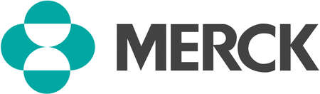 Logo of the US pharmaceutical company Merck & Co. with seat in New Jersey - United States.