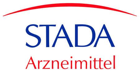 Logo of the German pharmaceutical enterprise Stada Arzneimittel AG with seat in Bad Vilbel. - Germany.