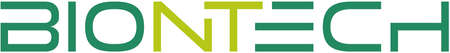 Logo of the German biotechnology company BioNTech with seat in Mainz - Germany. Editorial