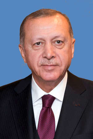 Recep Tayyip Erdogan - * February 26th, 1954: Turkish politician and President of the Republic of Turkey.
