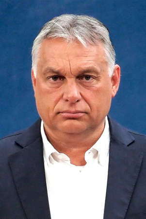 Viktor Orban - May 31, 1963: Hungarian politician of the national conservative Fidesz party and Prime Minister of Hungary from 1998 to 2002 and since 2010 - Hungary.