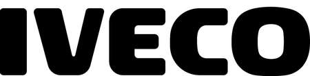 Company logo of the Italian car manufacturer Iveco of Fiat Group with seat in Turin - Italy. Editorial