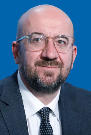 Charles Michel * December 21, 1975 - Belgian politician of the liberal party Mouvement Reformateur MR and 51st Prime Minister of Belgium.