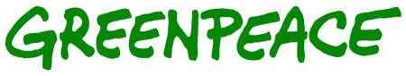 the international environmental organization Greenpeace based in Amsterdam - Netherlands.