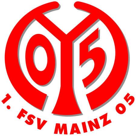 German football team 1st FSV Mainz 05 - Germany. Editorial