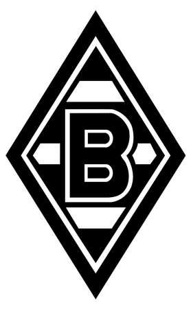German football team Borussia Moenchengladbach - Germany.
