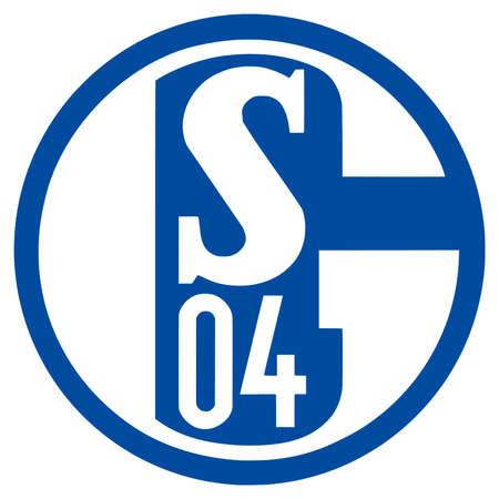German football team FC Schalke 04 - Germany.