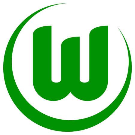 German football team VfL Wolfsburg - Germany. Editorial