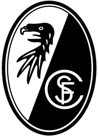 German football team SC Freiburg - Germany.