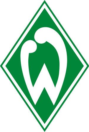 German football team SV Werder Bremen - Germany.