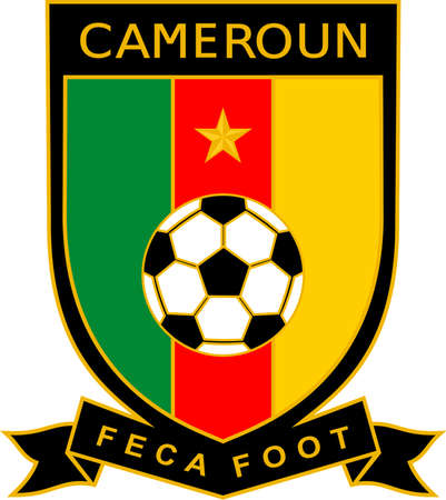 National football team of Cameroon. Editorial