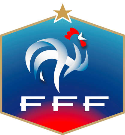 French Football Association FFF and the National team - France. Editorial