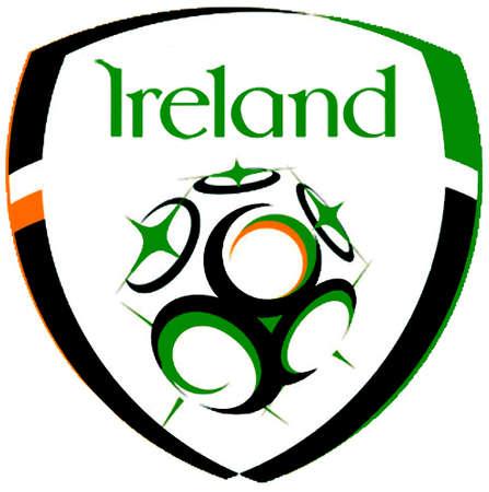 Irish Football Association FAI and the National team - Ireland.
