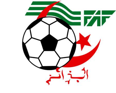 Algerian national football team - Algeria. Editorial