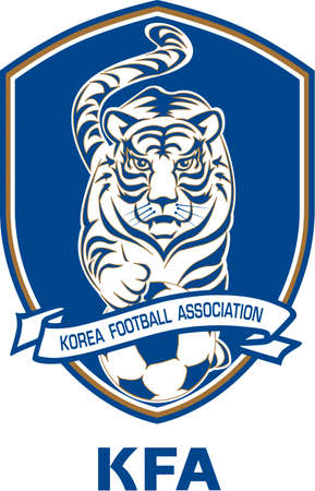 National football team of South Korea. Editorial