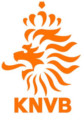 Football Association Koninklijke Niederlandese Voetbal Bond KNVB and the National team - Netherlands.