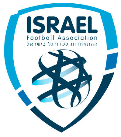 Israeli national football team - Caution: For the editorial use only. Not for advertising or other commercial use! Editorial