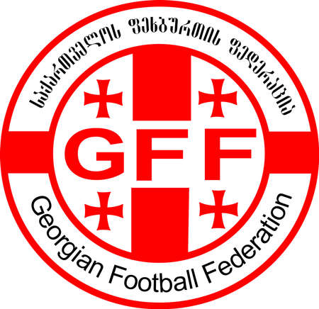 Georgian Football Federation and the National team - Georgia. Editorial