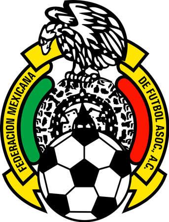 Mexico national football team - Mexico. Editorial