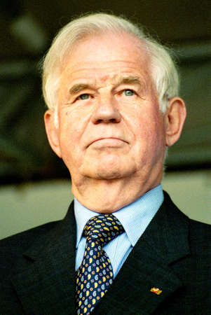 Kurt Biedenkopf - * January 28, 1930: German politician of the Christian-Democratic Union CDU, 1990 to 2002 Prime Minister of the Free State of Saxony - Germany.