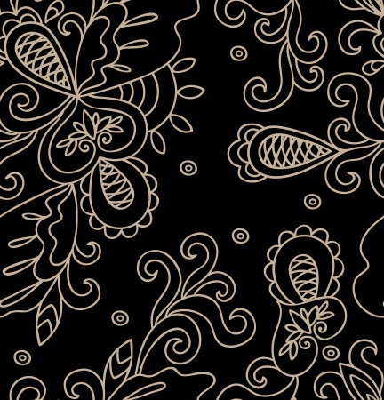 Seamless abstract hand-drawn pattern  Seamless pattern can be used for wallpaper, pattern fills, web page background,surface textures