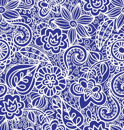 Floral Seamless Texture  Bright background, summer theme seamless pattern, vector wallpaper, summer texture, wrapping with flowers, spring and summer theme for your design