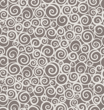 shell pattern: Seamless shell pattern. The colors can easily be changed. Illustration