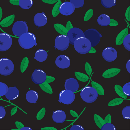 Vector seamless pattern for background