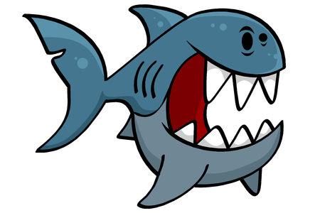 Shark Ilustrace
