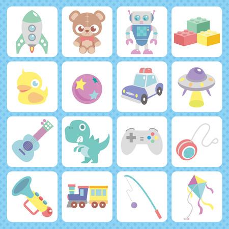 kids toys icon