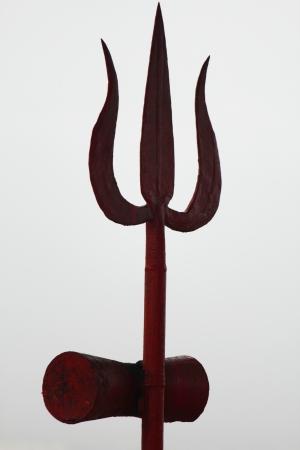 shakti: Trishula symbol in Hindu Community