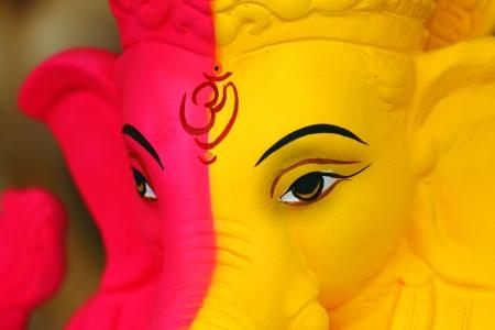 shankar: sculpture of Lord ganesha- God of luck