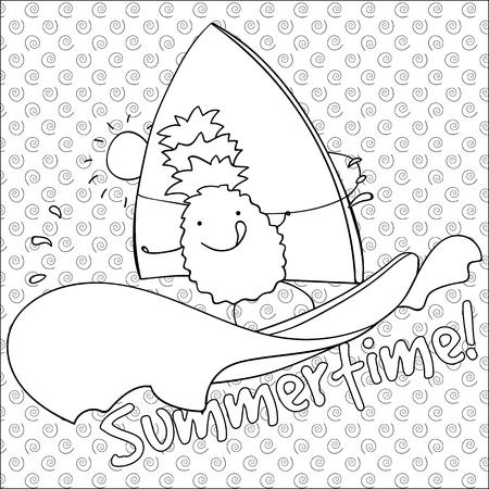 Ziemlich Sommer Malbuch Seiten Ideen - Framing Malvorlagen ...