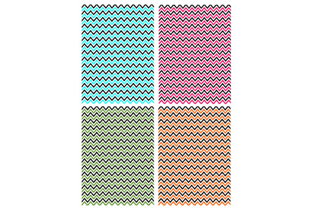 pop art herringbone pattern: Chevron Pattern Background