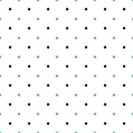 pattern pois: Seamless texture pattern di pois, illustrazione vettoriale
