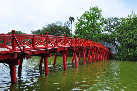 The Huc Bridge photo