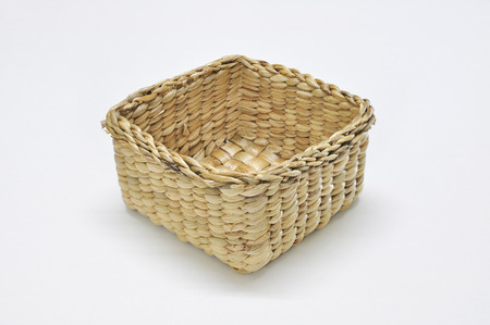 hand crafted: Water hyacinth Basket is Eco-friendly Hand crafted Housewares.