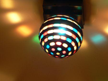 Disko light