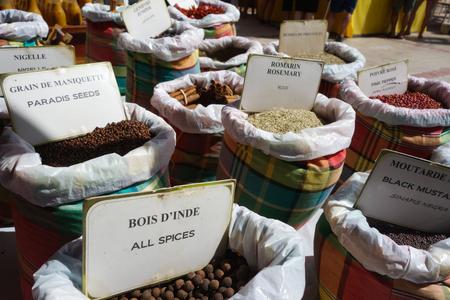 Carribean Spice Market