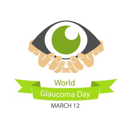 World Glaucoma Day Zdjęcie Seryjne - 52266046