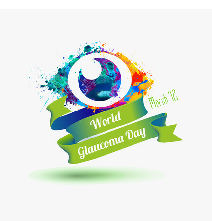 World Glaucoma Day Stock Vector - 52266047