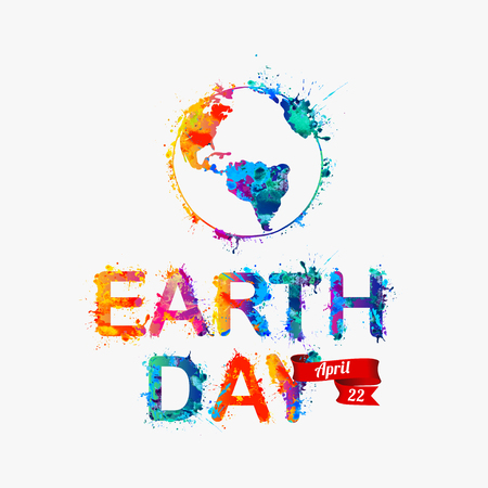 observance: EARTH DAY. April 22
