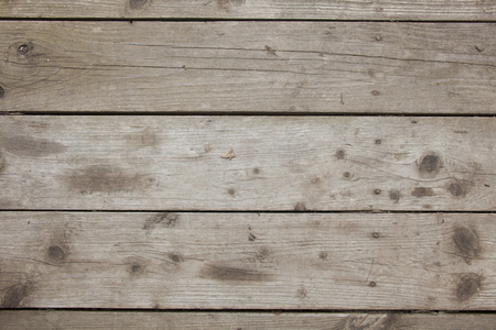 dingy: Old dingy wood planking background. Grunge texture Stock Photo