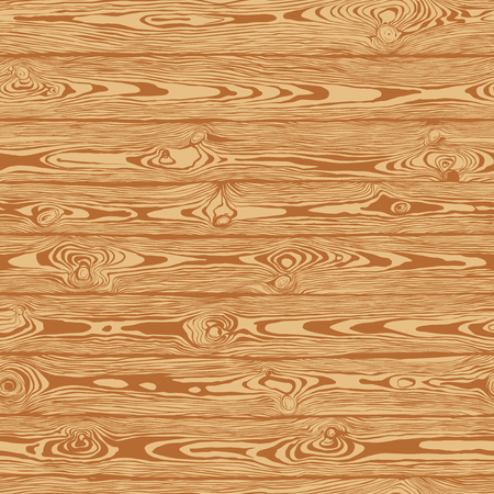 lumber: Seamless wooden texture. Wood planking background. Illustration