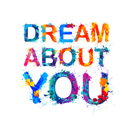 about you: Dream about you Illustration