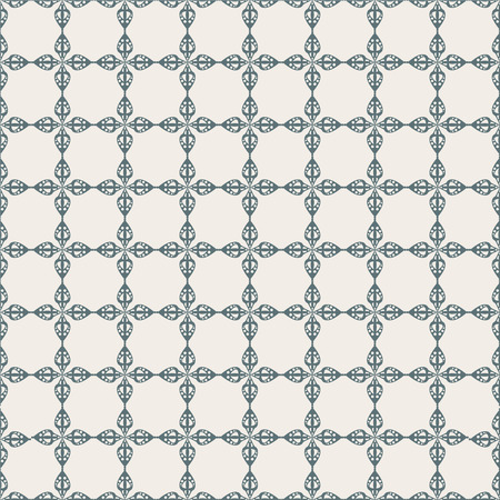 gray pattern: abstract flat vector seamless pattern. Gray color Illustration